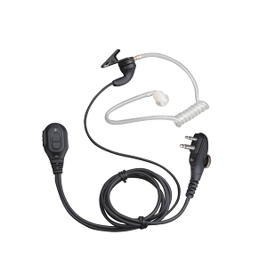 HYT Earpiece with on-MIC PTT & VOX & transparent EAM12-0
